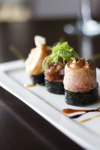 Three Sisters Roll - Wild Orchid Bistro